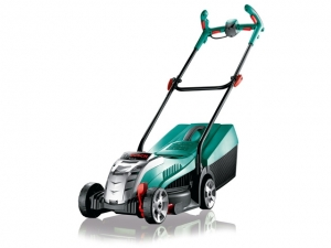 Газонокосилка BOSCH ROTAK 32 Li-Ion NEW, 1 аккумулятор